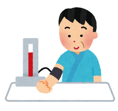血圧の基準値!血圧が高い時になる病気、低い時になる病気