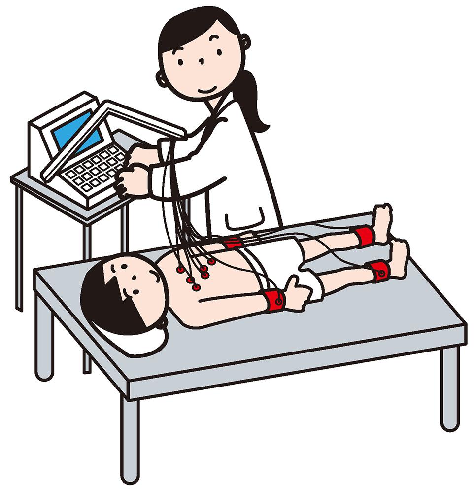 心電図検査で異常の場合に考えられる病気