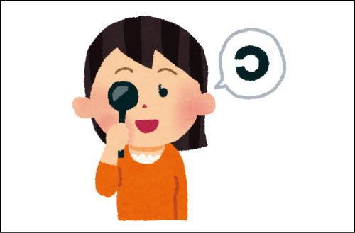視力検査の方法と判定の基準!!家でもこの表で検査可能!!